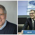 Claudio Moscardelli e Luca Lotti