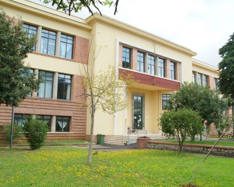 Edificio scolastico Aspri