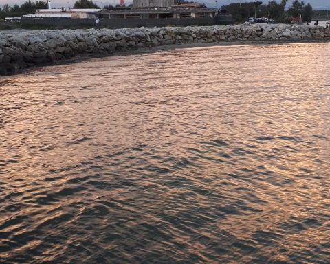 Rio Martino - porto canale