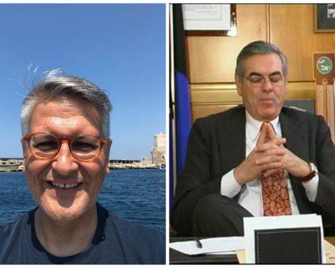 Claudio Moscardelli e Vincenzo Zaccheo