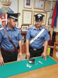 Fondi Carabinieri