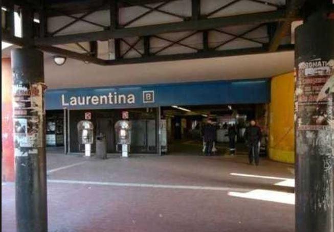 Metro B - Laurentina
