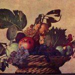 Frutti dimenticati dell'Agro Pontino, questa la Canestra di Frutta di Caravaggio