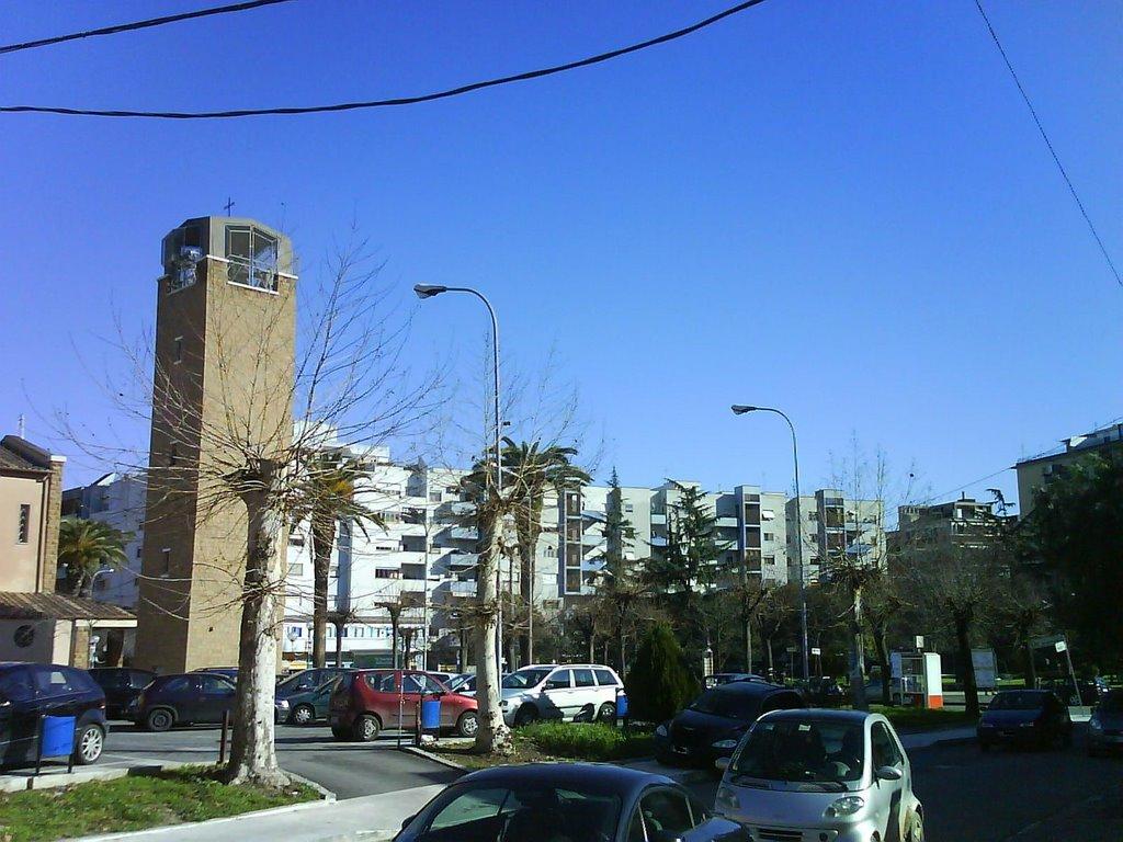 Piazza Santga Maria Goretti