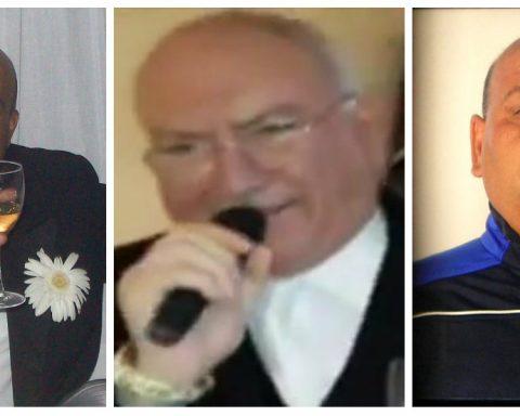 Romolo Di Silvio, Vittorio Casamonica, Carmine Ciarelli