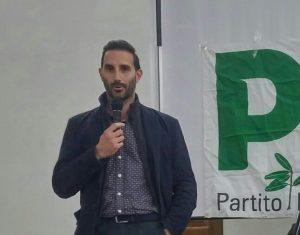 Andrea Santilli, consigliere comunale di Cisterna
