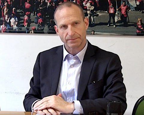 Claudio Di Berardino, assessore al Lavoro e Nuovi diritti della Regione Lazio