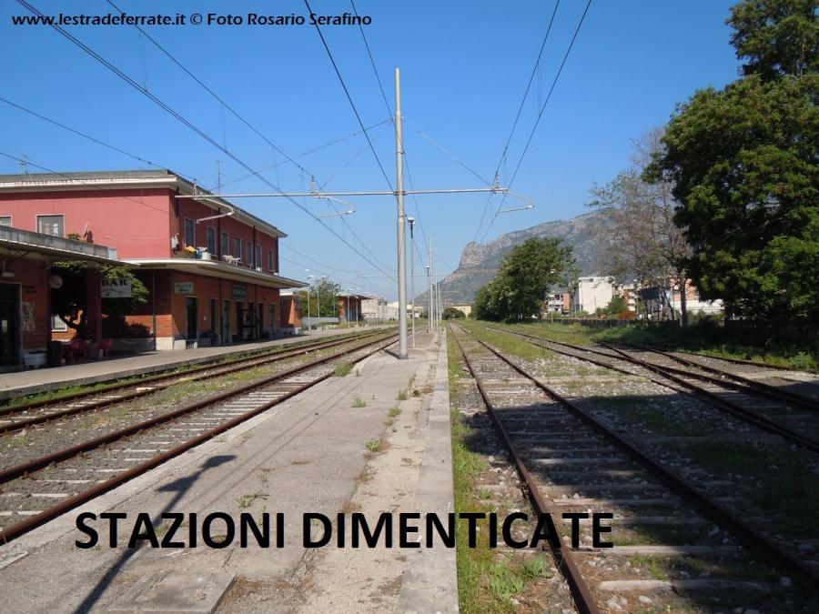 terracina stazione dimenticata