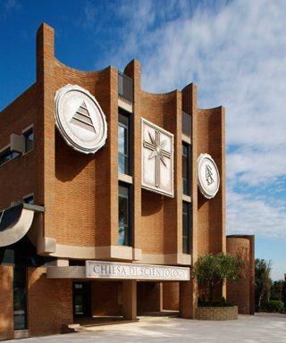 Chiesa religiosa di Scientology a Roma