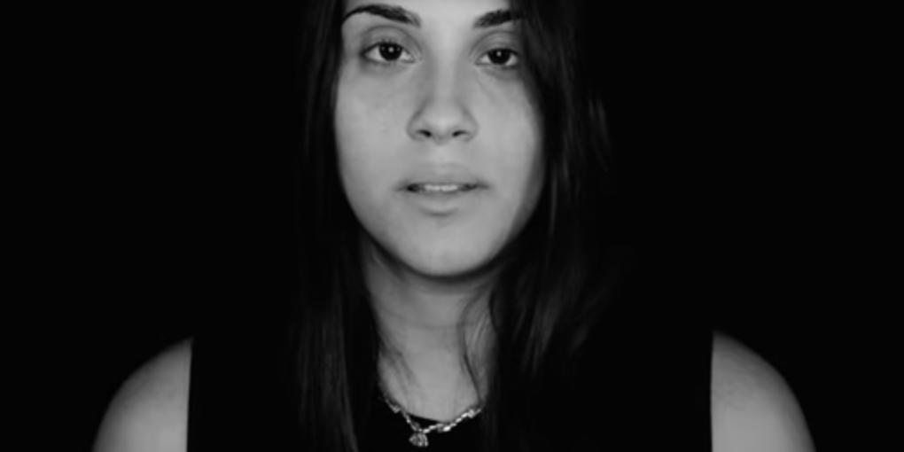 """Immagine tratta dal video di """"M in Rosa"""""""