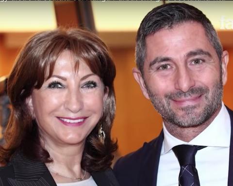 Maria Elena Martini e Angelo Orlando Tripodi (fermo immagine da Fanpage)