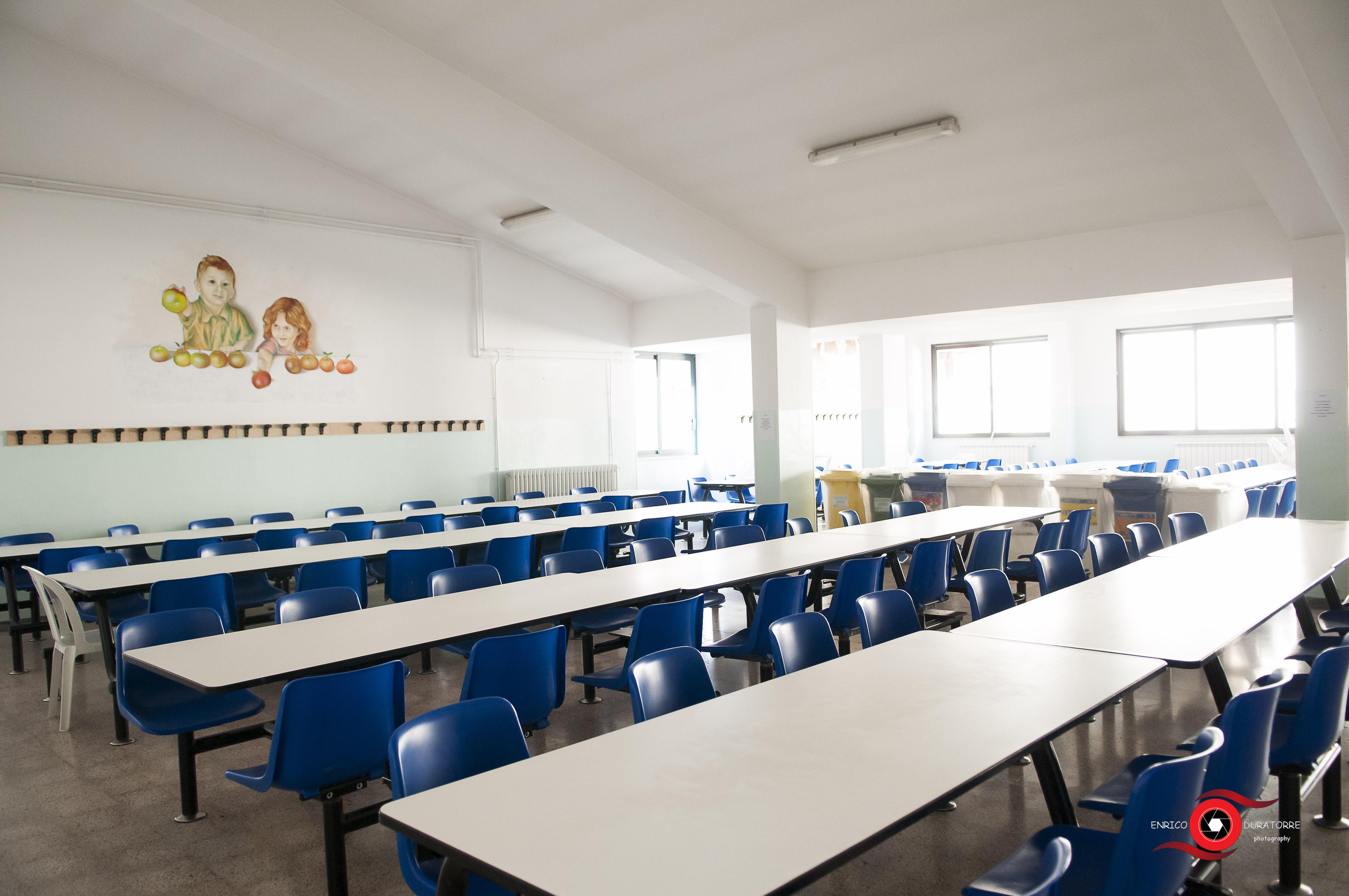 Mensa scolastica di Itri