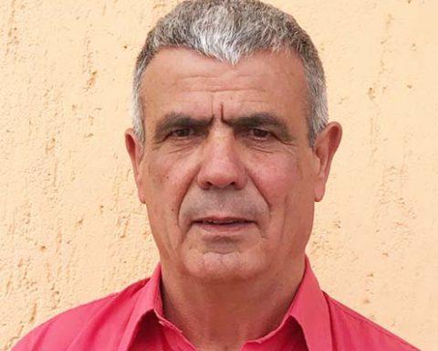"""Rino Solinas, autore del libro """"Le campane suonarono a stormo"""""""