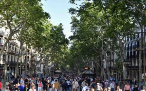 Rambla di Barcellona