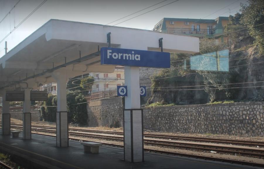 stazione fs formia