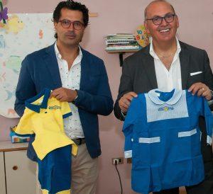 Andrea Di Biase e Antonio Fargiorgio