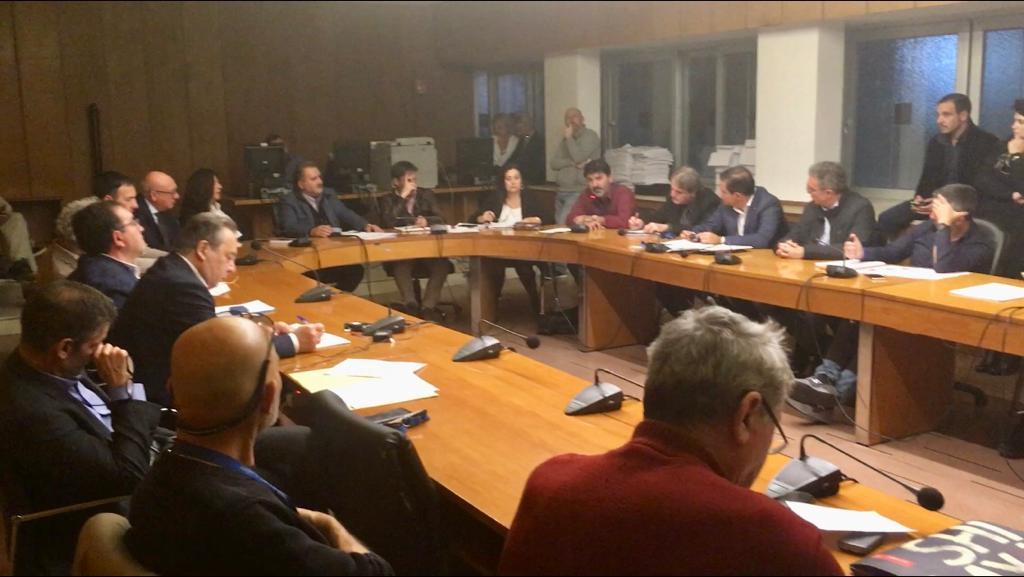 Audizione regionale del 7 novembre 2019 - Discariche Latina e Aprilia 2