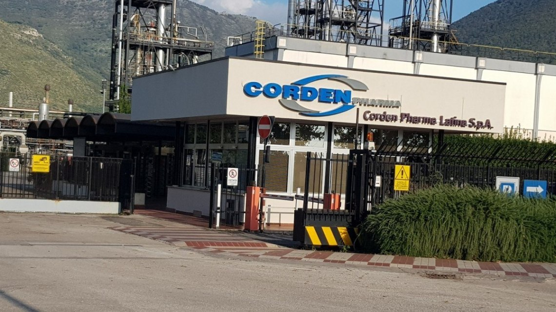 Corden Pharma