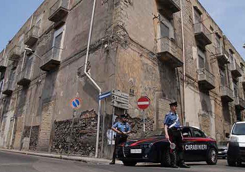 Il quartiere Provolera a Torre Annunziata (foto da Stabiachannel.it)
