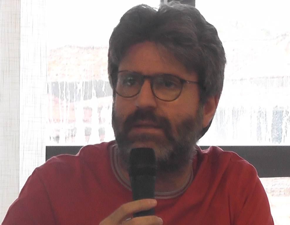 Mario De Michele (foto da Ildenaro.it)