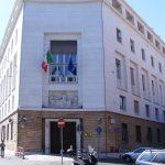 Sede del Ministero della salute sul Lungotevere Ripa, nel Rione Trastevere