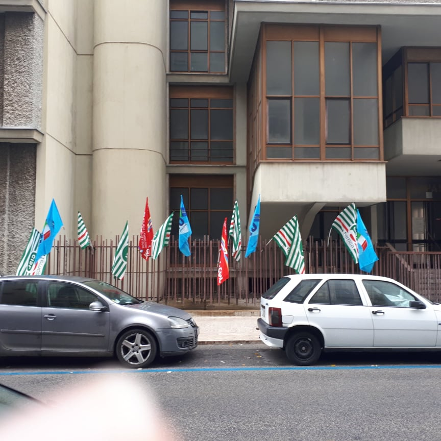 Sede di Unindustria, Latina