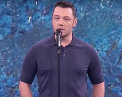 Tiziano Ferro a Che Tempo che Fa recita il monologo contro il bullismo