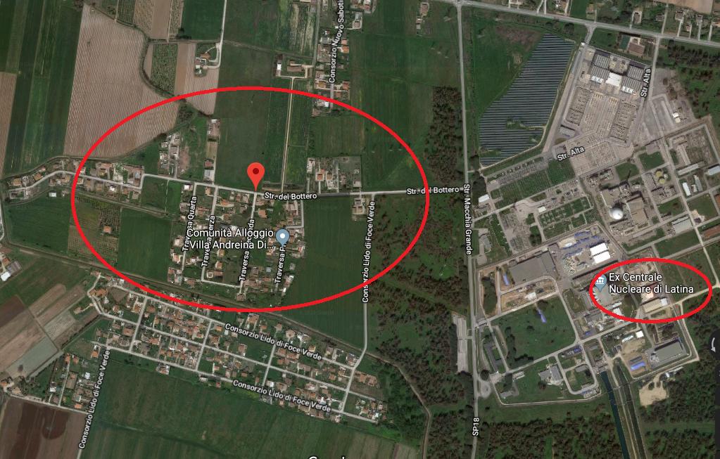 Cloruro Di Vinile A B Go Sabotino L Inquinamento Sparito Dai Radar Arpa Lazio Ci Sei Latina Tu