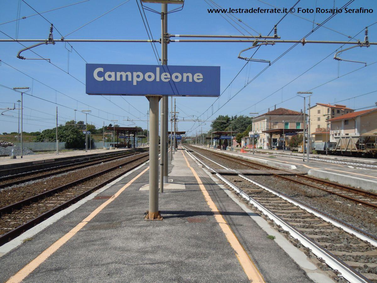 Stazione di Campoleone