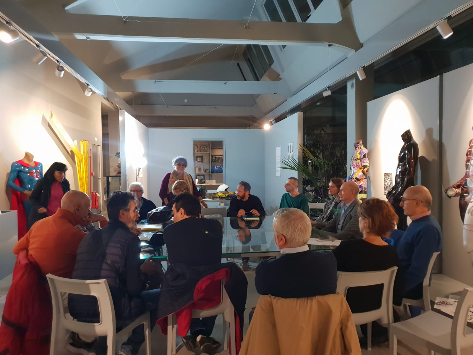 Incontro Lbc e meetup Latina in Movimento