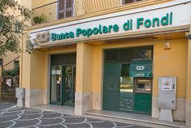 Banca Popolare di Fondi - sede di Pontinia