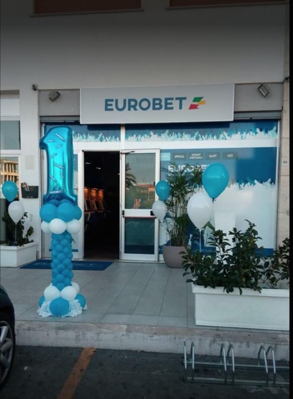 Eurobet Via Giulio Cesare - Latina