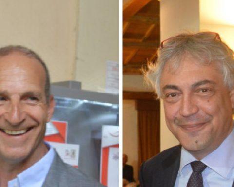Gli assessori regionali Di Berardino e Orneli