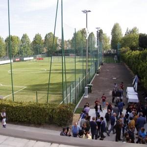 Il Campo sportivo di Corviale