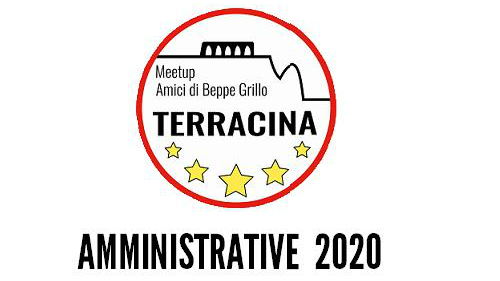 amministrative 2020 terracina 5 stelle