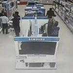 furto televisore