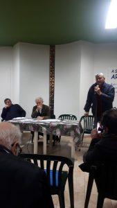 Assemblea pubblica di Borgo Bainsizza