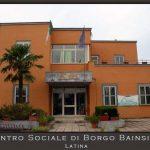 Centro sociale di Borgo Bainsizza