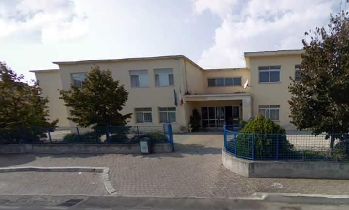 Scuola elementare Gianni Rodari - l'Istituto si trova a Marina di Minturno