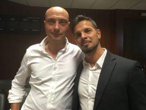 Elio Sarracino e Marco Capuzzo