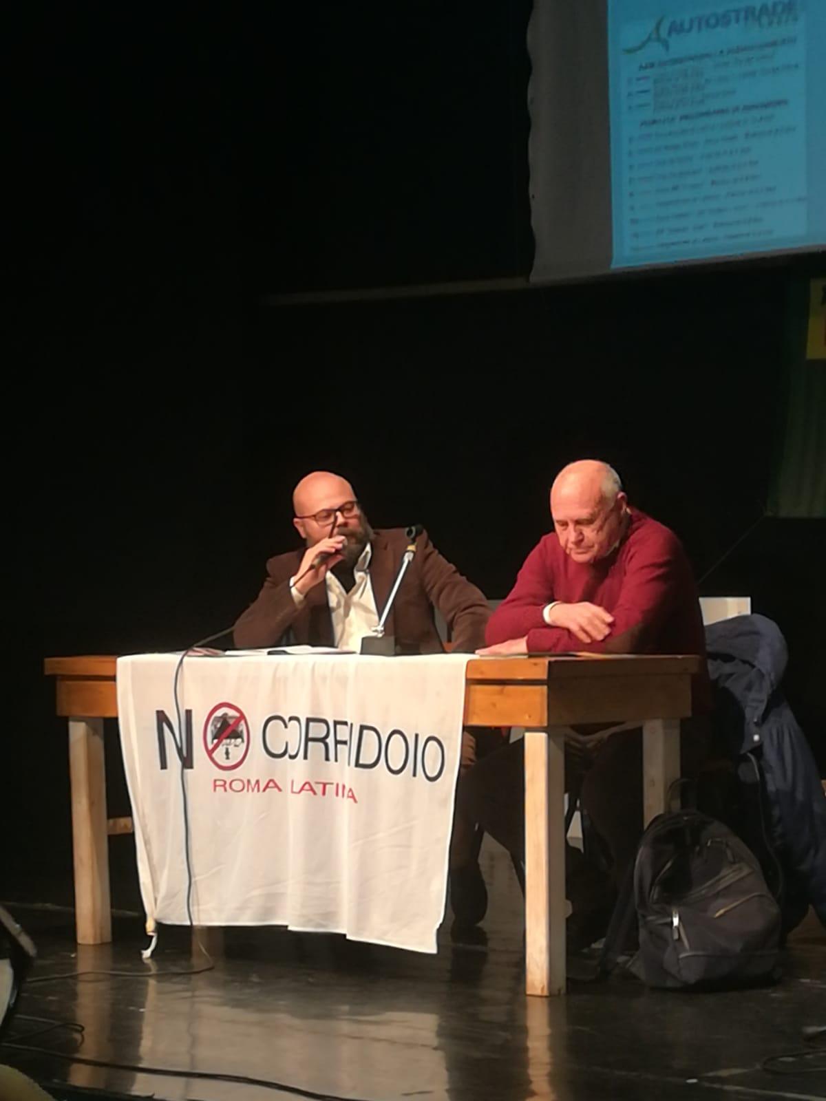 Fabio Grilli e Gualtiero Alunni