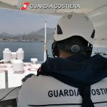 Controlli in porto Guardia costiera