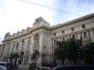 Il Ministero dell'istruzione, dell'università e della ricerca si trova in Viale Trastevere, Roma
