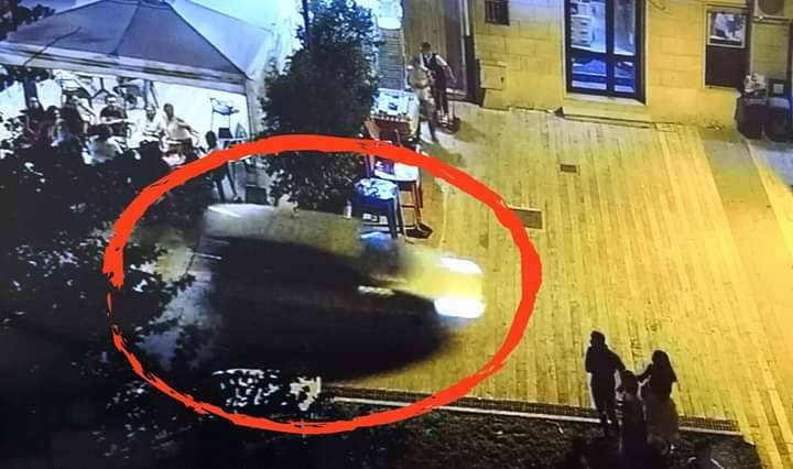 Le immagini della notte di San Rocco a Cisterna quando Coluzzi fu colto da un raptus di follia