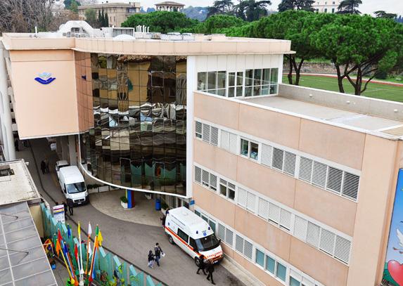 Ospedale Pediatrico Bambino Gesù