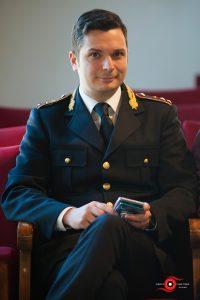 Pasquale Pugliese, Comandante dei Vigili del Comune di Itri