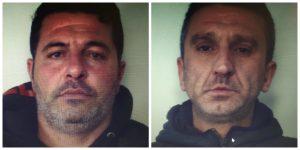 Salvatore Lama e Raffaele Biancolino