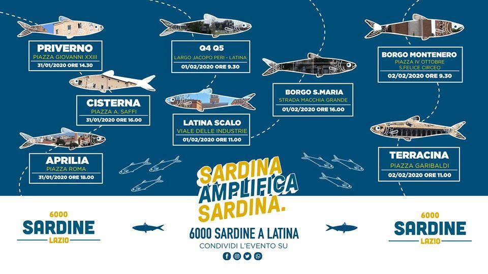 Sardina Amplifica Sardina
