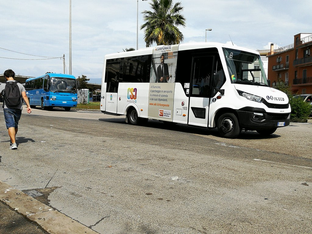 Un autobus della flotta di CSC