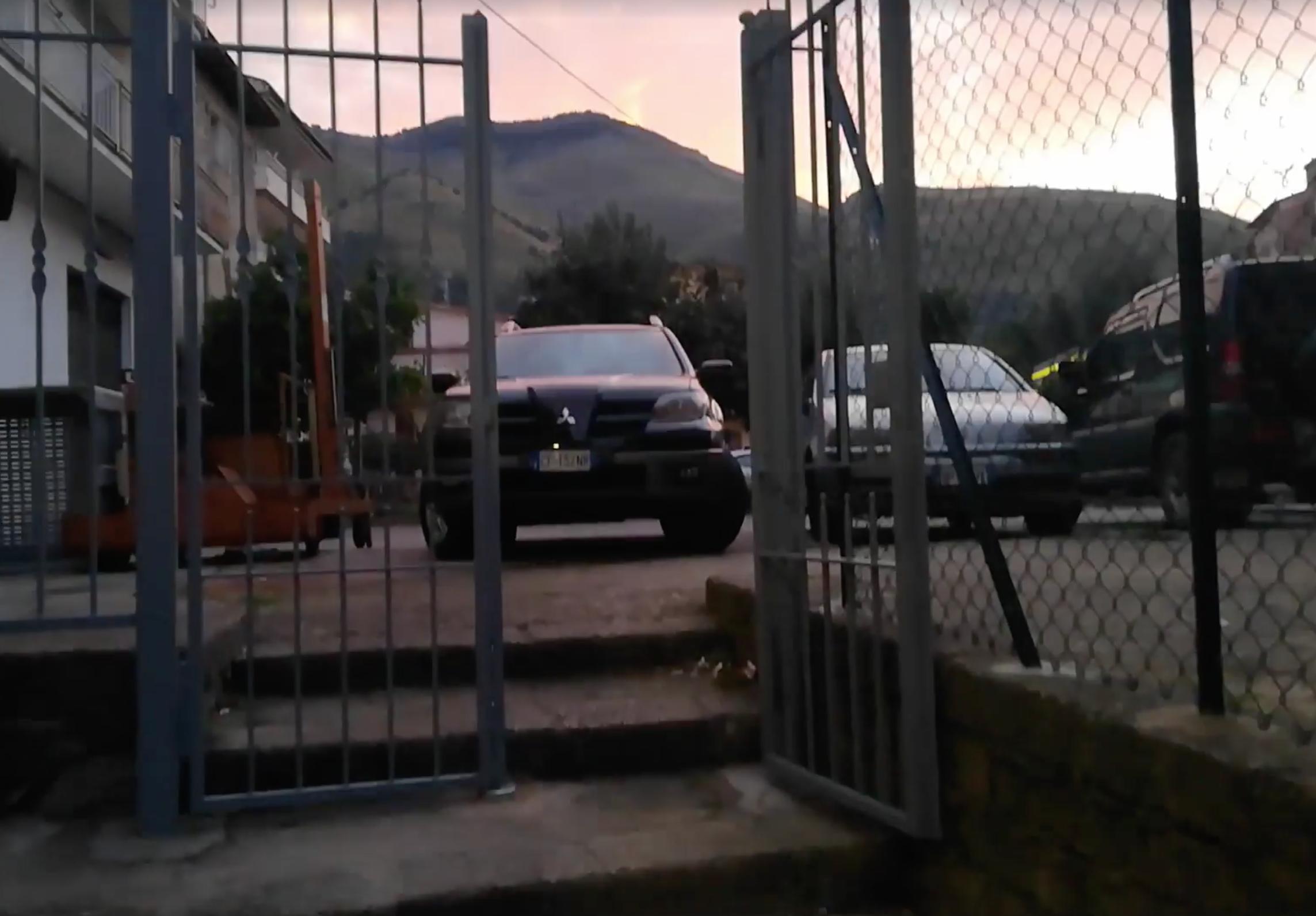 cancelli privati Itri